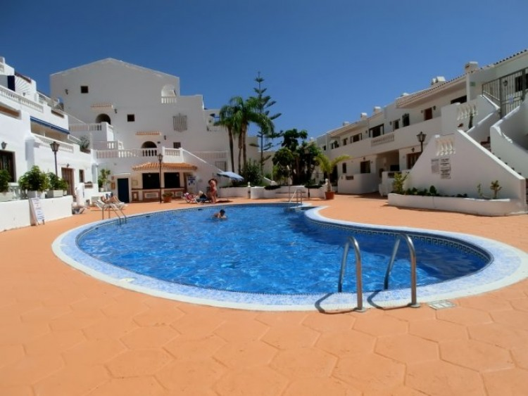 1 Bed  Flat / Apartment for Sale, Los Cristianos, Arona, Tenerife - MP-AP0796-1 1