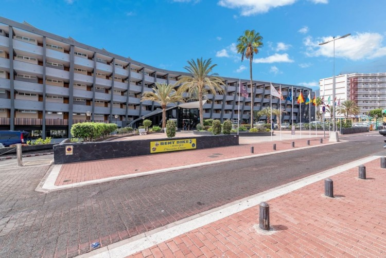 1 Bed  Flat / Apartment for Sale, San Bartolome de Tirajana, LAS PALMAS, Gran Canaria - BH-9215-ARA-2912 1