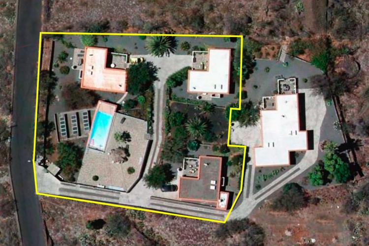 6 Bed  Villa/House for Sale, Tacande de Abajo, El Paso, La Palma - LP-E639 1