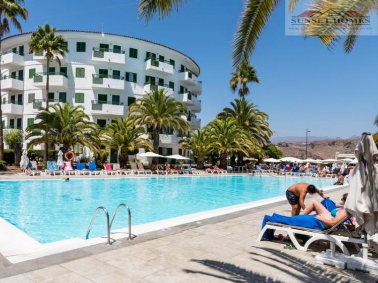 1 Bed  Flat / Apartment to Rent, Playa del Inglés, San Bartolomé de Tirajana, Gran Canaria - SH-2444R 1