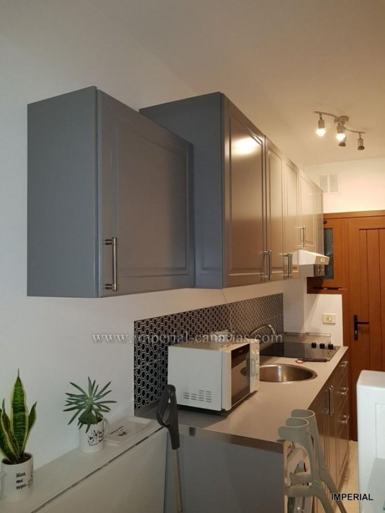 Flat / Apartment to Rent, Puerto de la Cruz, Tenerife - IC-AES10540 2