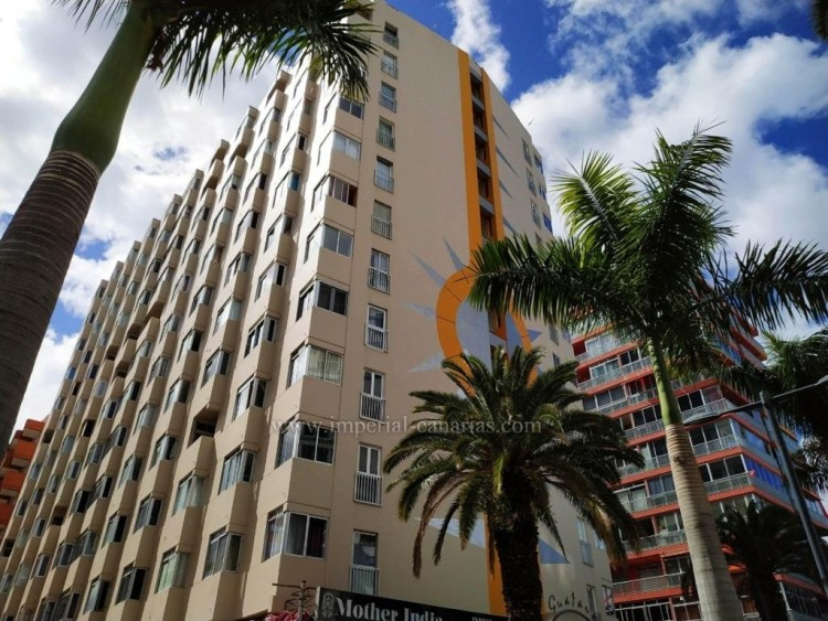 Flat / Apartment to Rent, Puerto de la Cruz, Tenerife - IC-AES10503 1