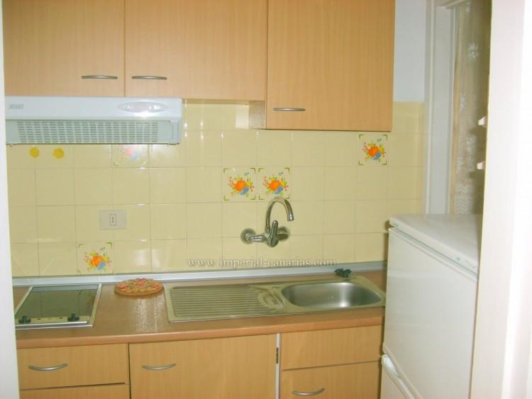Flat / Apartment to Rent, Puerto de la Cruz, Tenerife - IC-AES10503 4