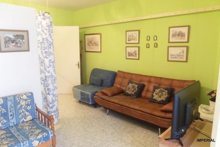 Flat / Apartment to Rent, Puerto de la Cruz, Tenerife - IC-AES10471 1