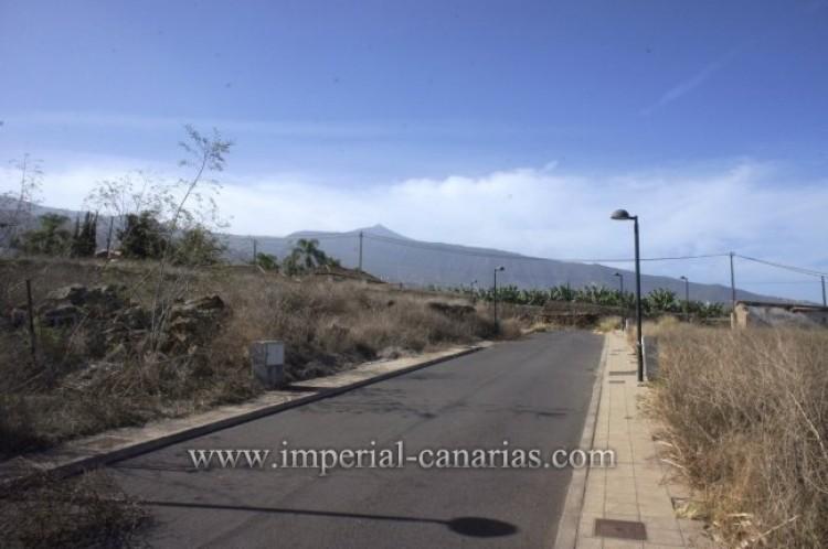 Land for Sale, Puerto de la Cruz, Tenerife - IC-VTU10340 2