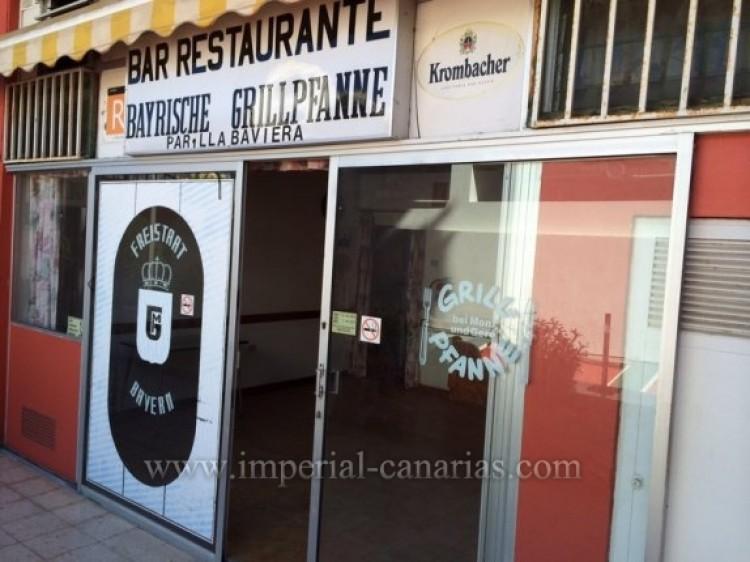 Commercial for Sale, Puerto de la Cruz, Tenerife - IC-VLO9211 2