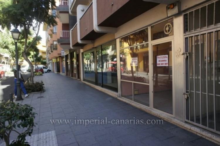 Commercial to Rent, Puerto de la Cruz, Tenerife - IC-ALO8914 1