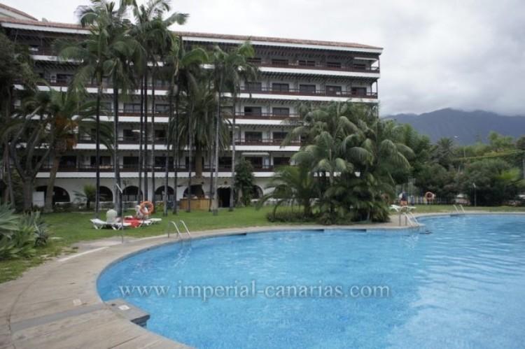 Flat / Apartment to Rent, Puerto de la Cruz, Tenerife - IC-AES8912 1