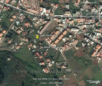 Land for Sale, Tegueste, Tenerife - IC-VTU8636