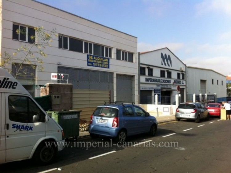 Commercial to Rent, La Orotava, Tenerife - IC-AN8296 1