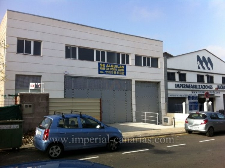 Commercial for Sale, La Orotava, Tenerife - IC-VN8297 1