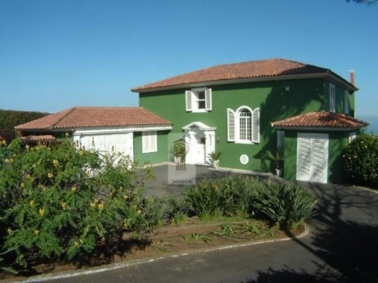 5 Bed  Villa/House for Sale, La Orotava, Tenerife - IC-52991 2