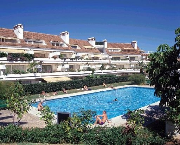 Flat / Apartment to Rent, Puerto de la Cruz, Tenerife - IC-80549 1