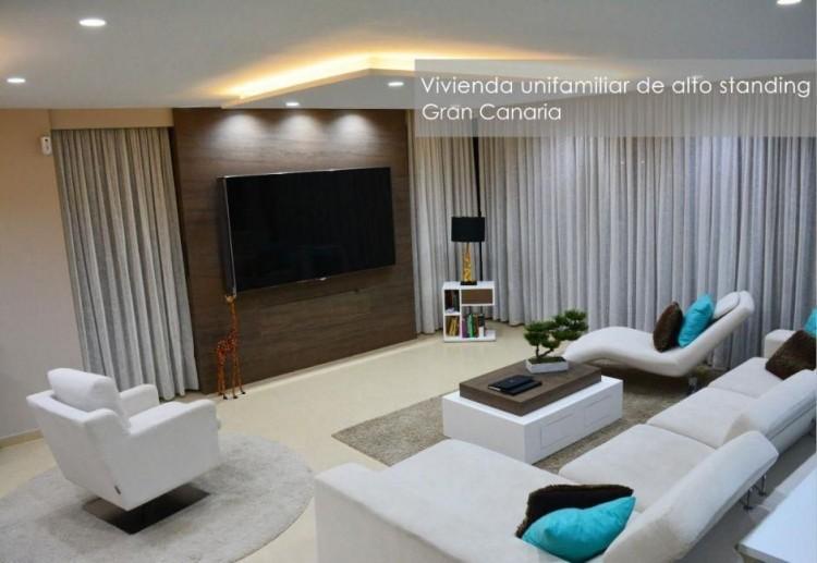 4 Bed  Villa/House for Sale, Las Palmas, Playa del Hombre - Taliarte - Salinetas, Gran Canaria - DI-16796 12