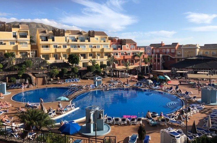 2 Bed  Flat / Apartment for Sale, Los Cristianos, Arona, Tenerife - MP-AP0794-2 1