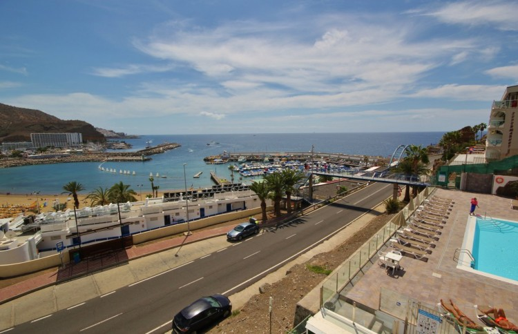 2 Bed  Flat / Apartment to Rent, Puerto Rico, Gran Canaria - NB-380 1
