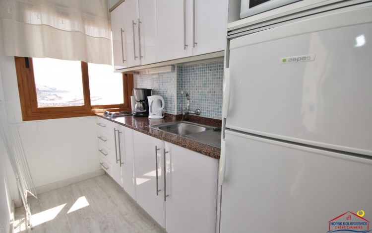 2 Bed  Flat / Apartment to Rent, Puerto Rico, Gran Canaria - NB-380 6
