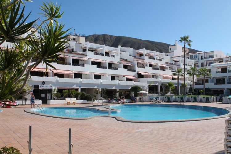 1 Bed  Flat / Apartment for Sale, Los Cristianos, Arona, Tenerife - MP-AP0739-2 1