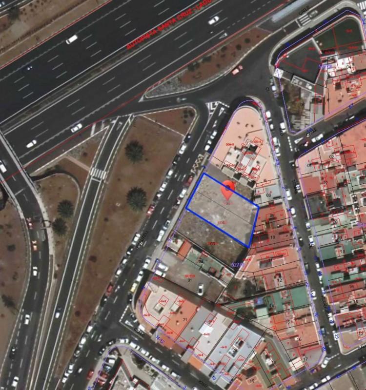 Land for Sale, Santa Cruz de Tenerife, Tenerife - PR-SOL5100VSS 1