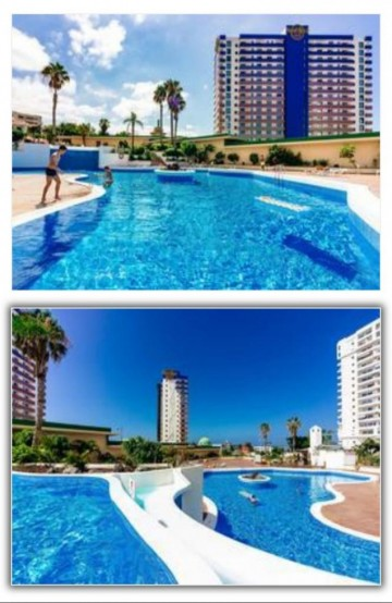 1 Bed  Flat / Apartment for Sale, Playa Paraiso, Tenerife - PG-B1837