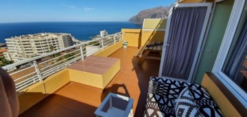 1 Bed  Flat / Apartment for Sale, Acantilado De Los Gigantes, Tenerife - PG-B004