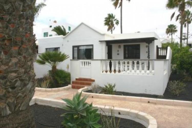 2 Bed  Villa/House for Sale, Costa Teguise, Lanzarote - LA-LA960 1