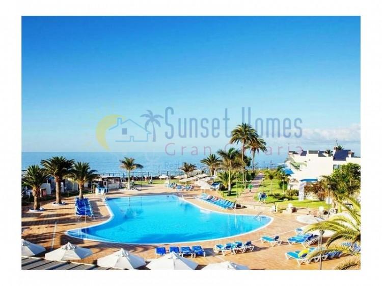 1 Bed  Flat / Apartment to Rent, Bahía Feliz, San Bartolomé de Tirajana, Gran Canaria - SH-1503R 2