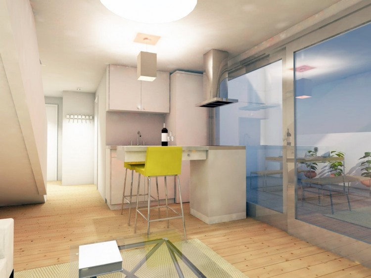1 Bed  Flat / Apartment for Sale, Las Palmas de Gran Canaria, LAS PALMAS, Gran Canaria - BH-9551-FAC-2912 5