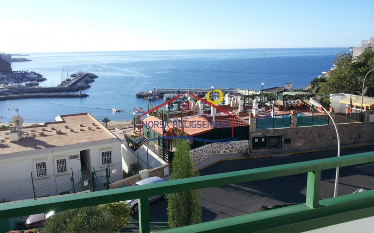 1 Bed  Flat / Apartment to Rent, Puerto Rico, Gran Canaria - NB-127