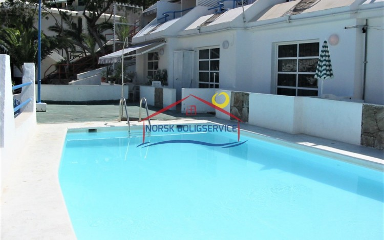 1 Bed  Flat / Apartment to Rent, Puerto Rico, Gran Canaria - NB-177