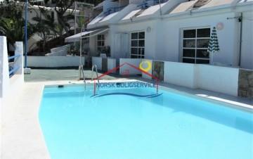 1 Bed  Flat / Apartment to Rent, Puerto Rico, Gran Canaria - NB-177