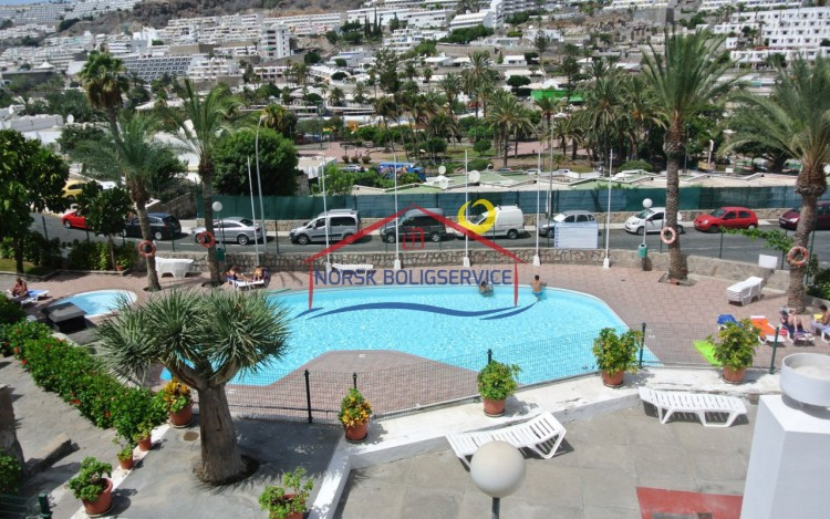 2 Bed  Flat / Apartment to Rent, Puerto Rico, Gran Canaria - NB-865