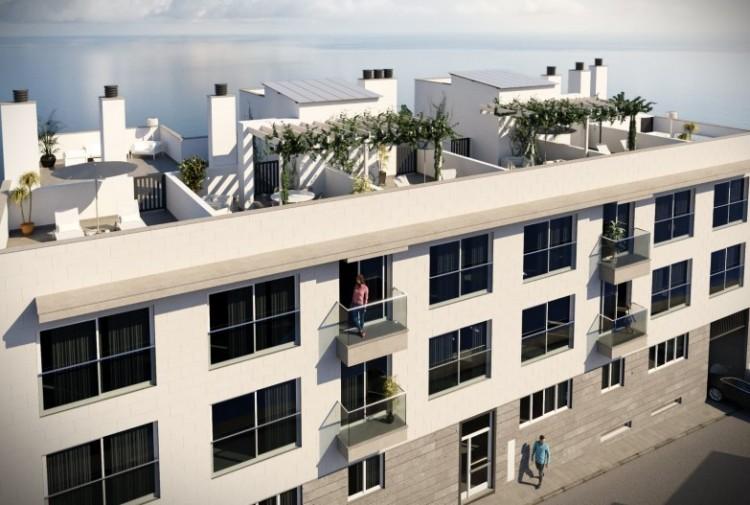 2 Bed  Flat / Apartment for Sale, Playa de San Juan- Guia de Isora, Santa Cruz de Tenerife, Tenerife - SB-SB-291 1