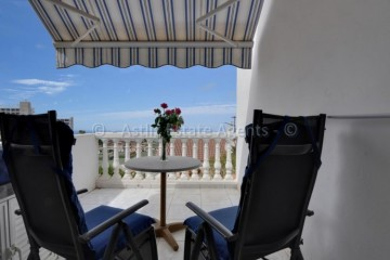 1 Bed  Flat / Apartment for Sale, Los Gigantes, Santiago Del Teide, Tenerife - AZ-1500