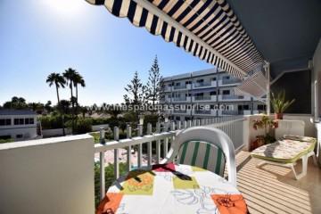 2 Bed  Flat / Apartment to Rent, SAN BARTOLOME DE TIRAJANA, Las Palmas, Gran Canaria - MA-P-137