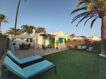 2 Bed  Villa/House to Rent, SAN BARTOLOME DE TIRAJANA, Las Palmas, Gran Canaria - MA-C-612