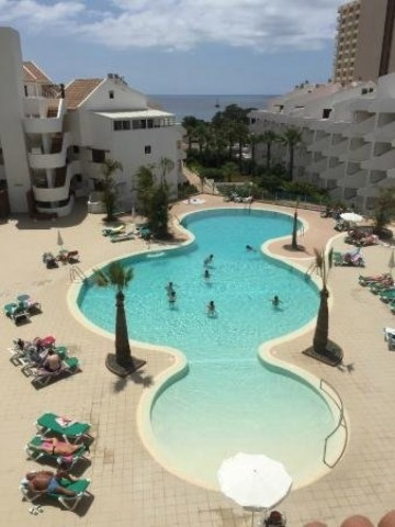 Flat / Apartment to Rent, Los Cristianos, Arona, Tenerife - VC-6608