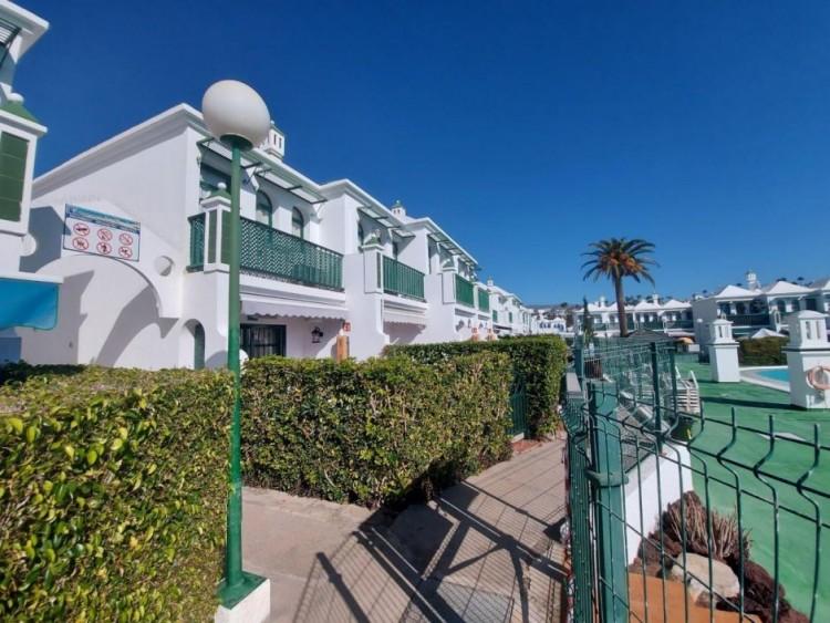 1 Bed  Villa/House for Sale, Las Palmas, Maspalomas, Gran Canaria - OI-18814 1