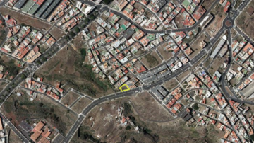 Land for Sale, Santa Cruz de Tenerife, Tenerife - PR-PAR0017VMR