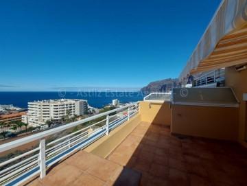 1 Bed  Flat / Apartment for Sale, Los Gigantes, Santiago Del Teide, Tenerife - AZ-1530
