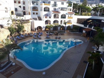 1 Bed  Flat / Apartment for Sale, Torviscas Bajo, Adeje, Tenerife - MP-AP0837-1