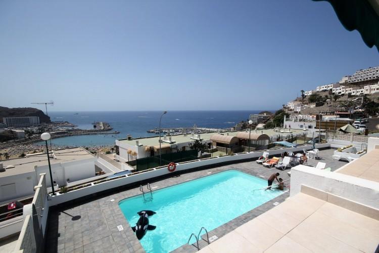 1 Bed  Flat / Apartment to Rent, Puerto Rico, Gran Canaria - NB-890 1