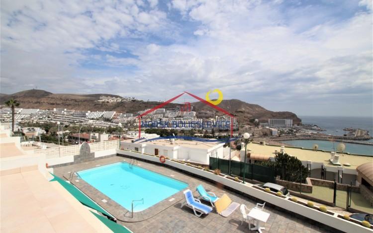 1 Bed  Flat / Apartment to Rent, Puerto Rico, Gran Canaria - NB-962 1