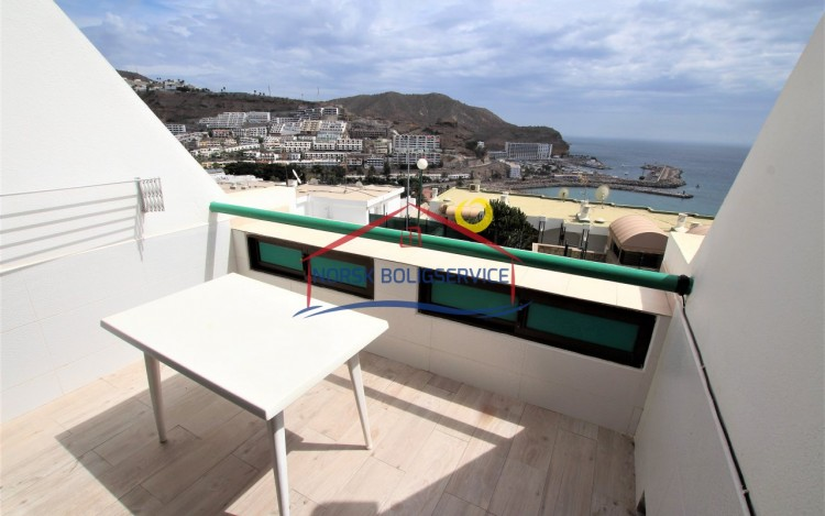 1 Bed  Flat / Apartment to Rent, Puerto Rico, Gran Canaria - NB-962 2
