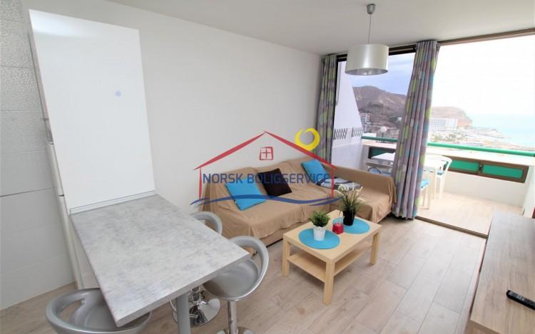 1 Bed  Flat / Apartment to Rent, Puerto Rico, Gran Canaria - NB-962 5