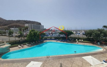 1 Bed  Flat / Apartment to Rent, Puerto Rico, Gran Canaria - NB-2722