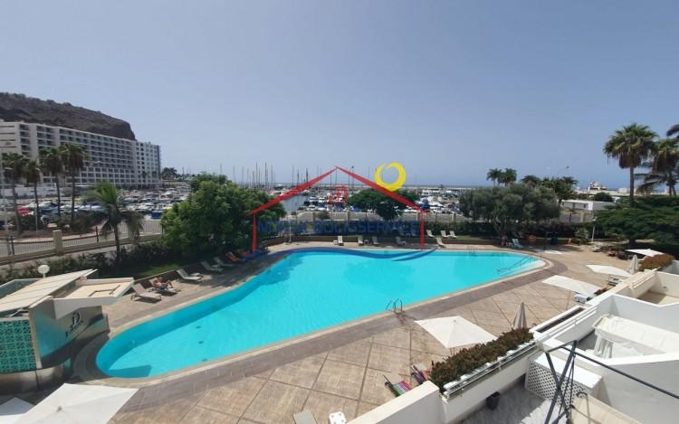 1 Bed  Flat / Apartment to Rent, Puerto Rico, Gran Canaria - NB-2724 1