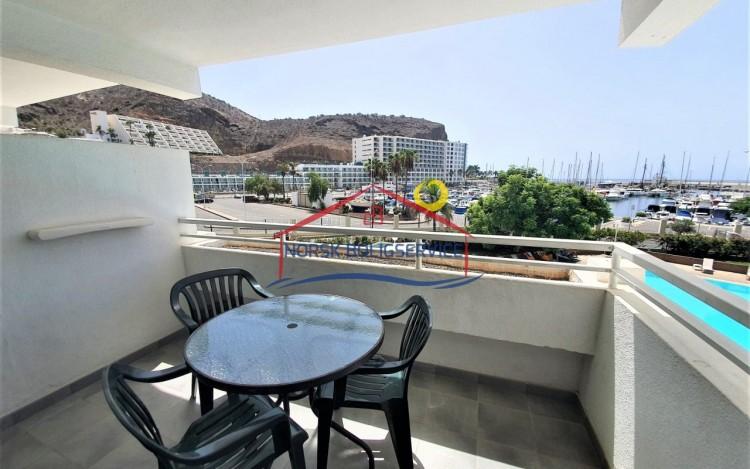 1 Bed  Flat / Apartment to Rent, Puerto Rico, Gran Canaria - NB-2724 4