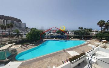 1 Bed  Flat / Apartment to Rent, Puerto Rico, Gran Canaria - NB-2724