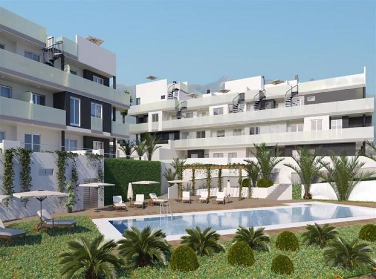 2 Bed  Flat / Apartment for Sale, El Medano, Tenerife - PG-La Tejita Residencial 6